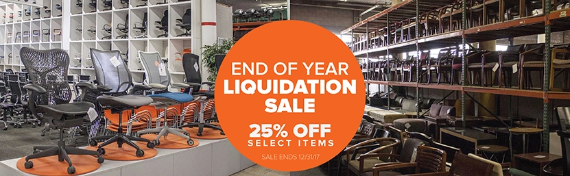 End of Year Liquidation Sale