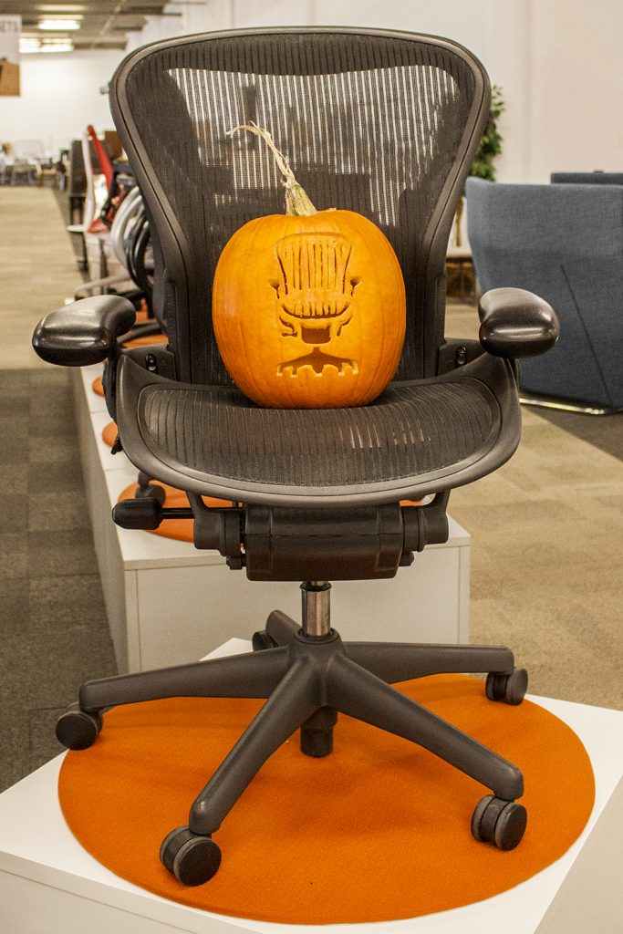 This Part Friday, October 2th, Office Furniture Center Employees Put Their  Design Skills To The Test With The First Annual OFC Pumpkin Carving Contest.