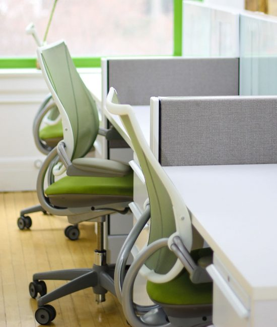 Humanscale Liberty ergonomic task chair