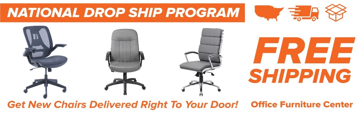 Free Nationwide Shipping - Chairs Delivered Right To Your Door