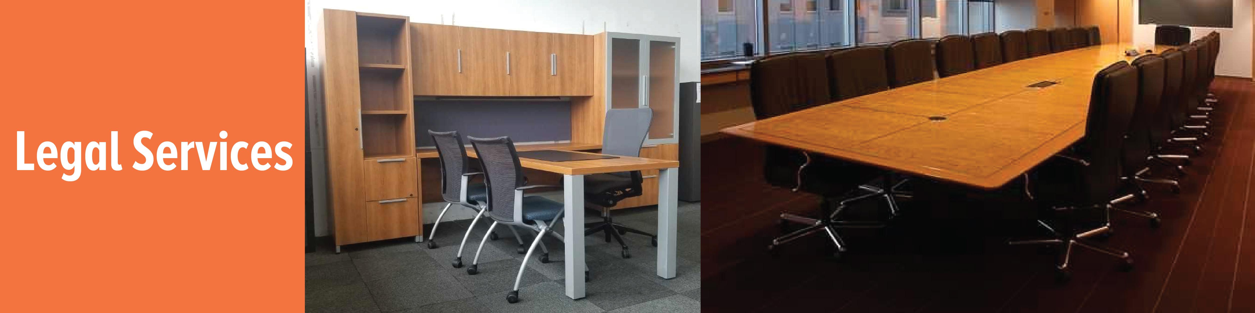 Legal Service Furniture