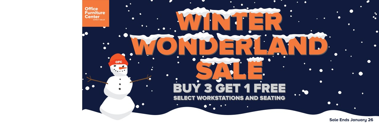 Winter Wonderland Sale