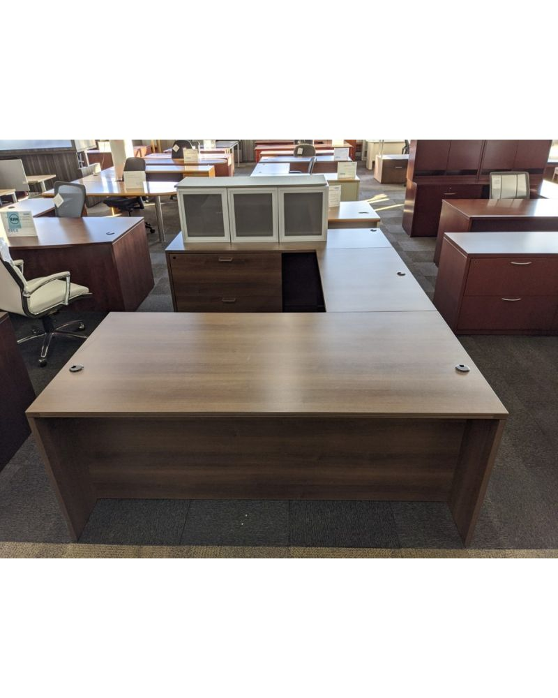Cherryman U-shaped desk