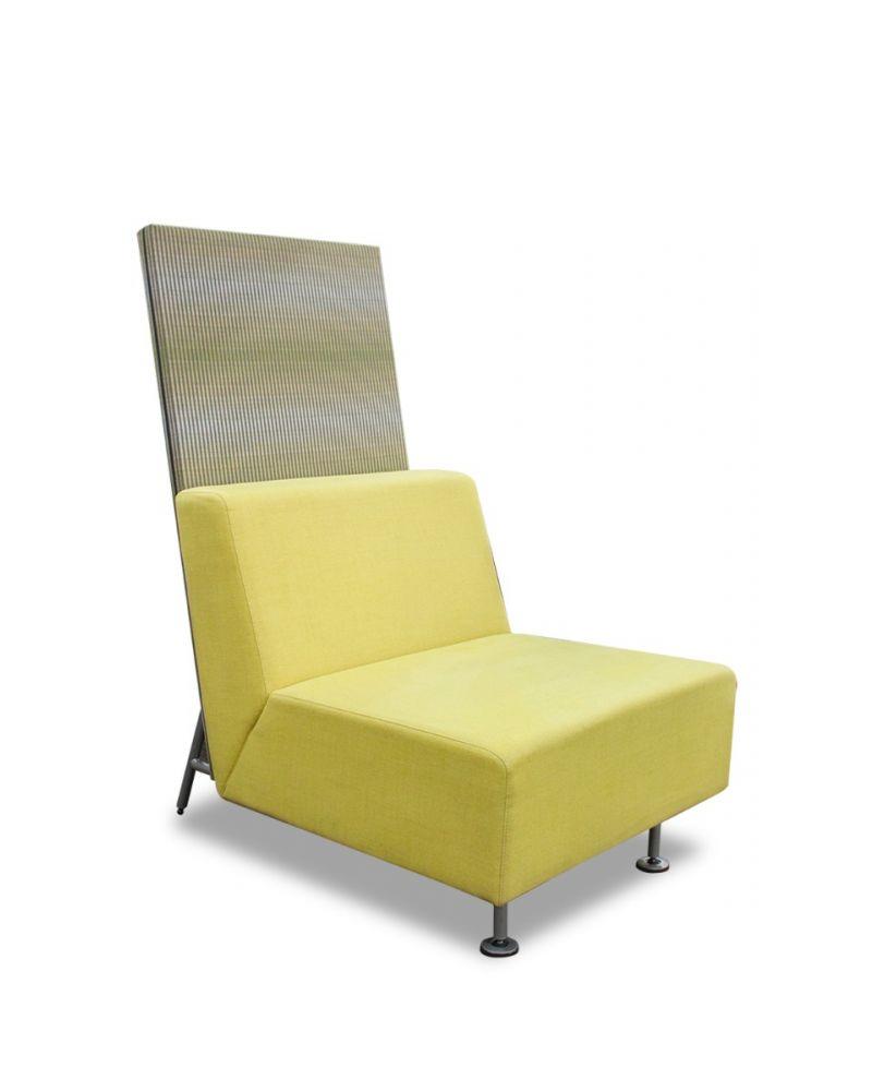 Coalesse Bix Lounge Chair (Lime Green)