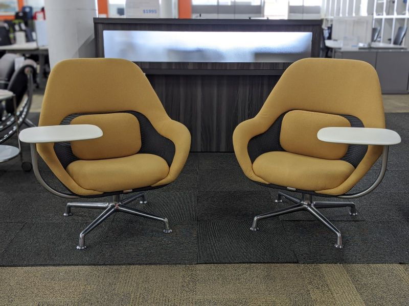 Steelcase Coalesse SW_1 lounge chairs