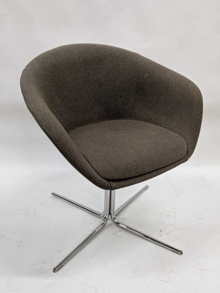 Gordon International modern lounge chair
