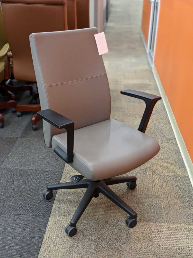 Sit On It Prava Conference Chair (Grey)