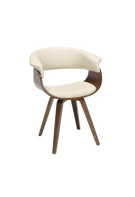 OFM 161 Collection Mid Century Modern Bentwood Frame Dining Chair (Ivy)