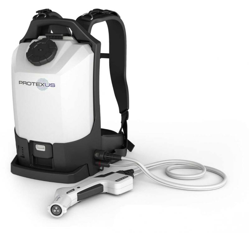 Protexus Cordless Electrostatic Backpack Sprayer