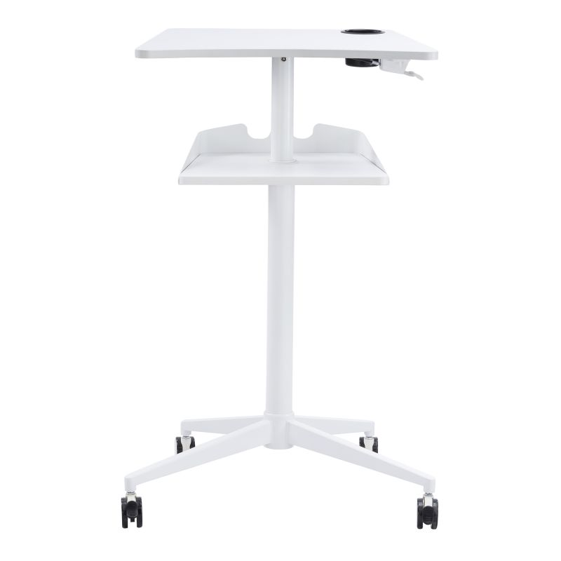 Safco Vum Mobile Workstation (White)