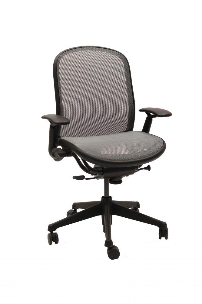 Knoll Chadwick Task Chair (Silver)