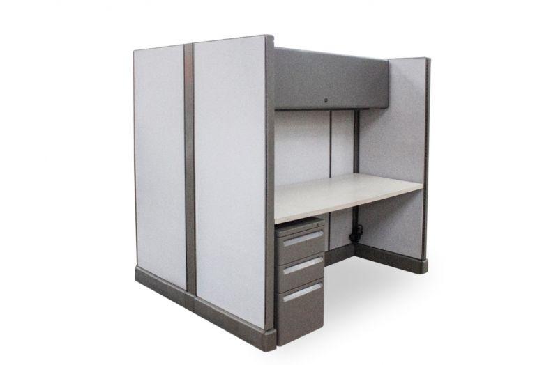 Herman Miller AO2 workstation