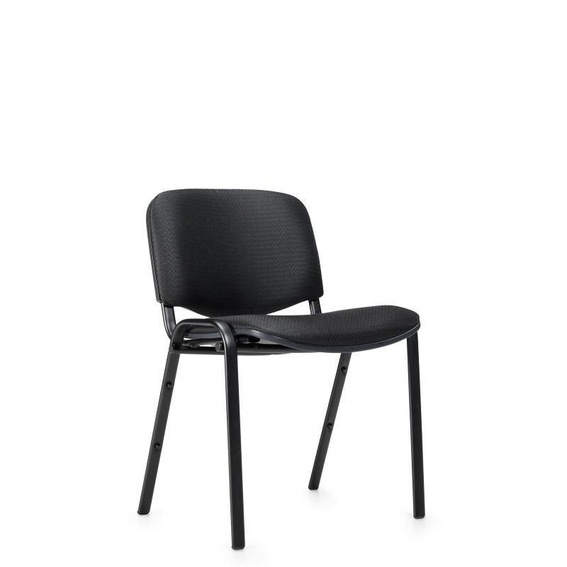 Offices to Go Armless Low Back Fabric Stack Chair