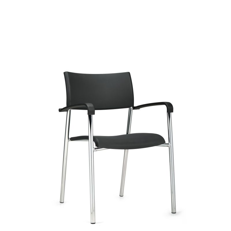 Offices to Go Plastic Stack Chair