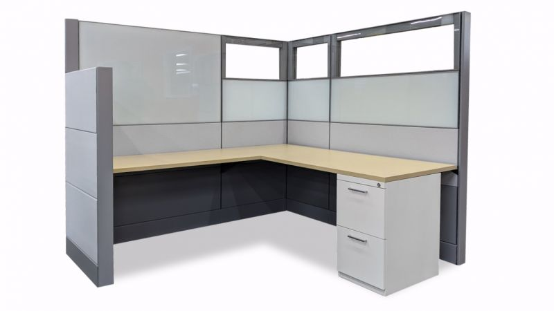 Refreshed Herman Miller Ethospace Workstation