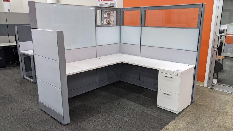 Refreshed Herman Miller Ethospace Workstation