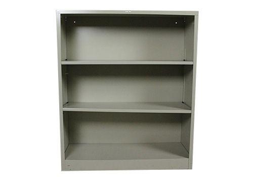 HON 3H 35W Metal Bookcase (Cream)