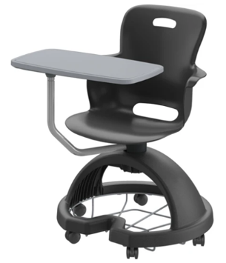 Haskell New Ethos Chair with Learning Platform
