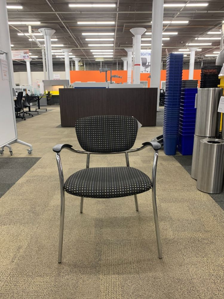 Global Side Chair (Checkers)