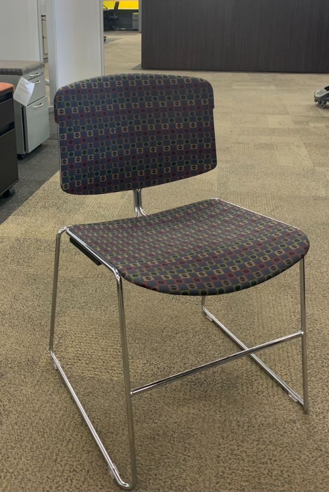 Steelcase Stack (Square Patterned)