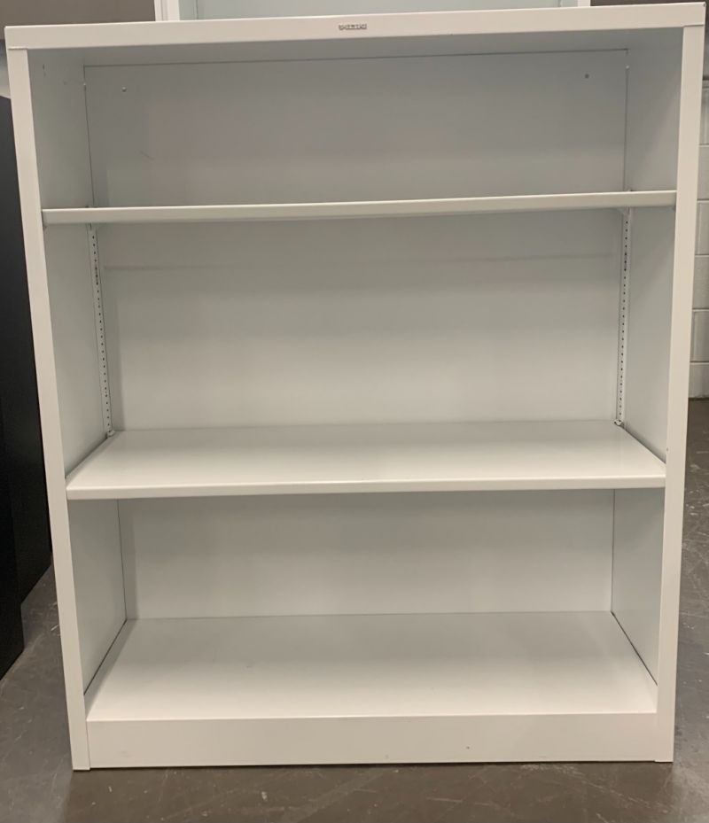 HON 3H Bookcase (Appliance White)