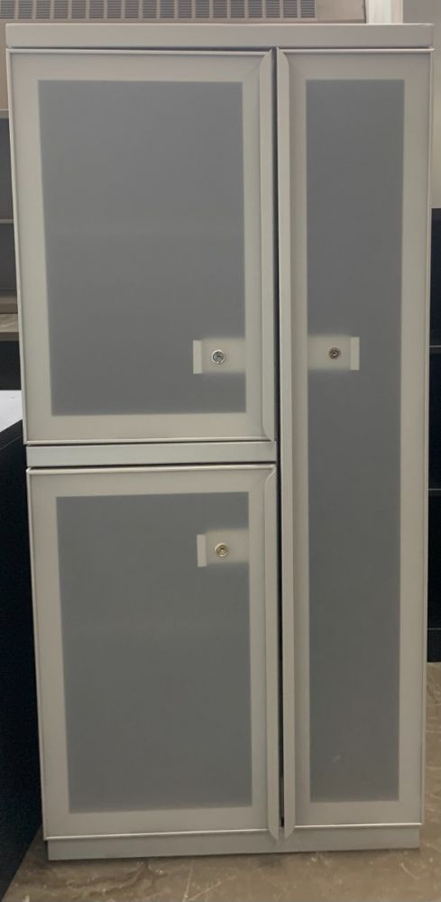 "52"" Haworth Wardrobe Storage (Light Grey)"