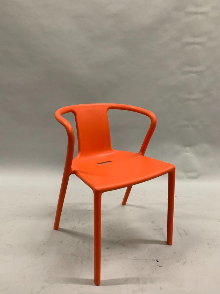 Magis Air-Armchair Stack Chair (Orange)