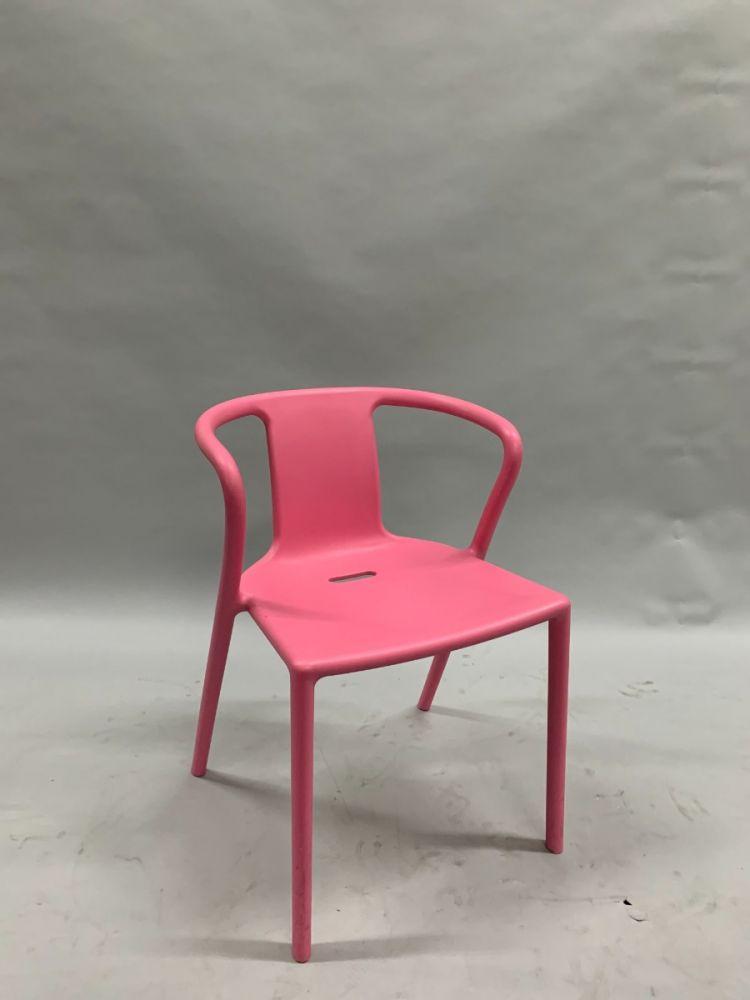 Magis Air-Armchair Stack Chair (Pink)