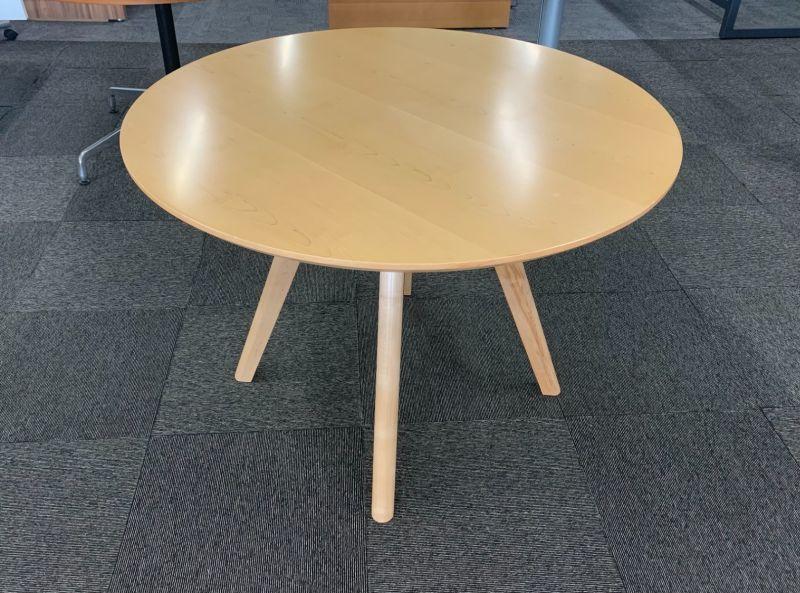3.5' Safco Resi Round Café Table (Maple)