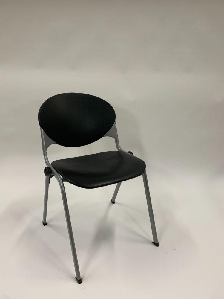 National Cinch Side Chair (Black)