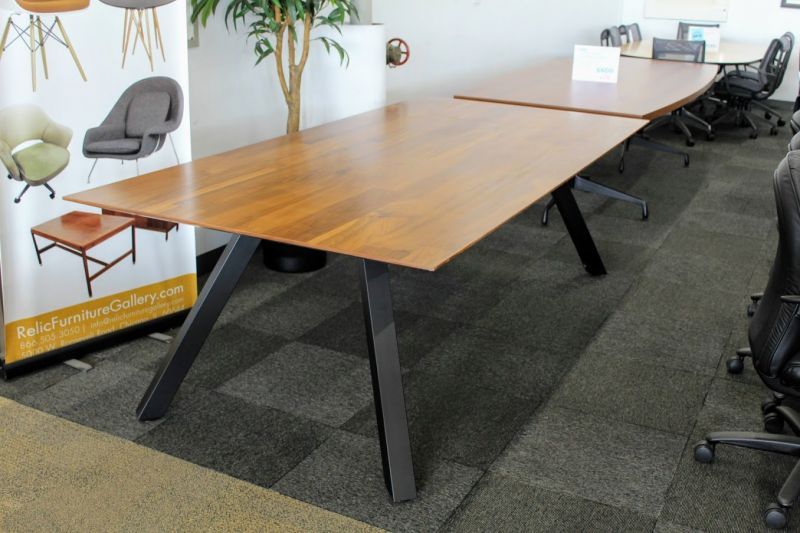8' Rectangular Conference Table (Cherry Plank)