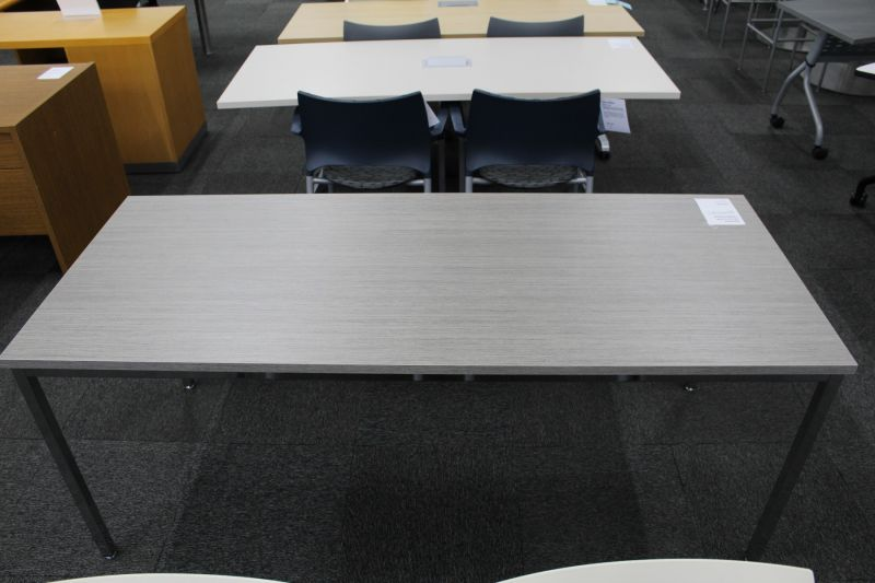 6' Logiflex All Purpose Table (Haze Laminate)