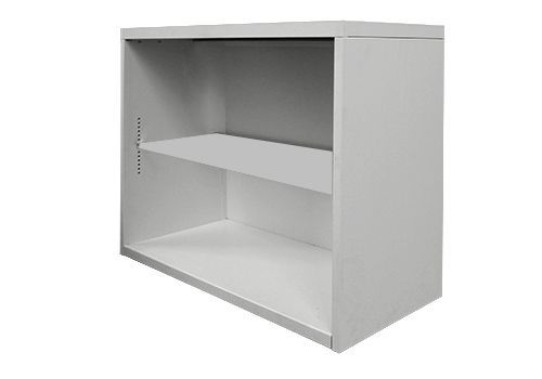 Bookcase, 30W, Chalk White