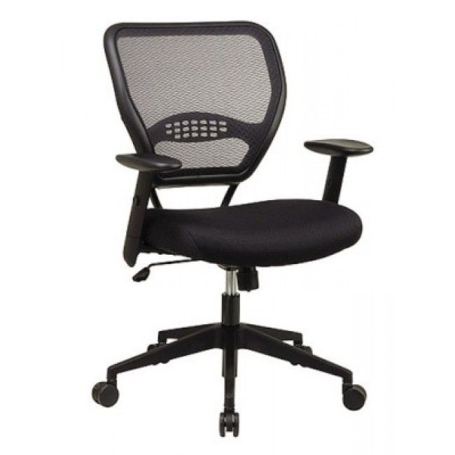 New OFC Aura Task Chair (Black Mesh)