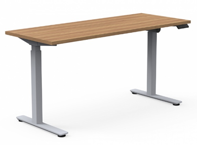 "Offices to Go Height Adjustable Desk (48""W x 30""D)"