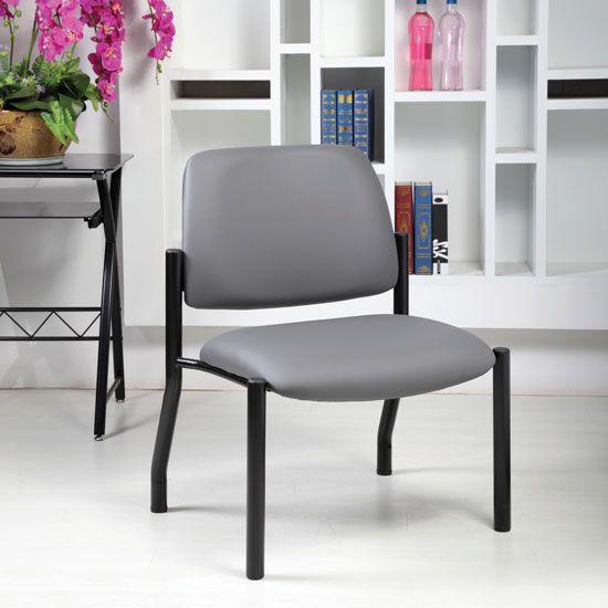 big & tall guest chair