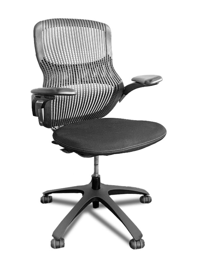 Knoll Generation Task Chair (Onyx)