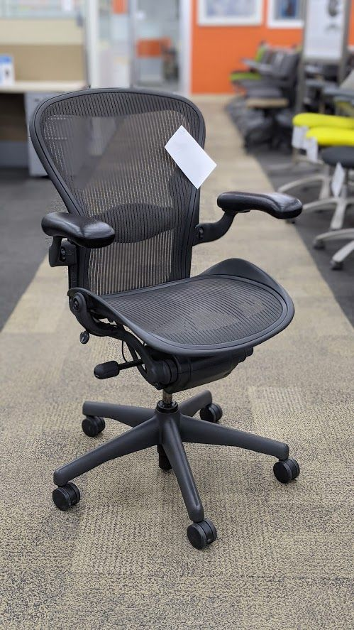 Herman Miller Aeron 'B' Work Chair (Lead)