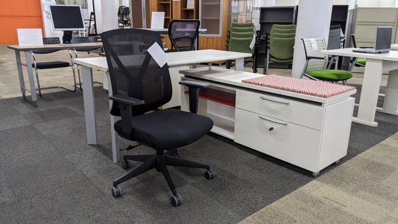 OFC Office Set (White) LH