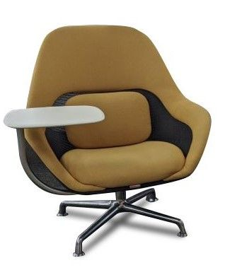Steelcase Coalesse SW_1 Lounge Chair (Tan) RH