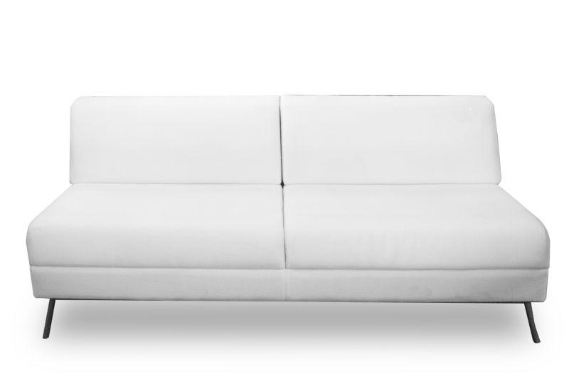 """71""""W Global Wind Sofa (White)"""