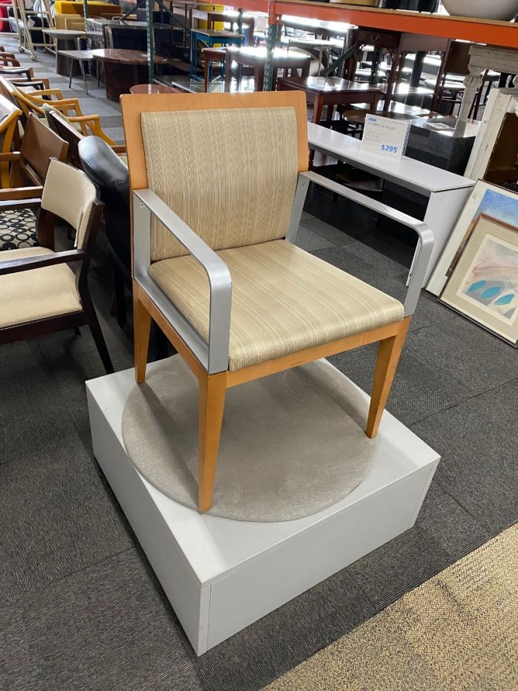 Jofco wood side chair