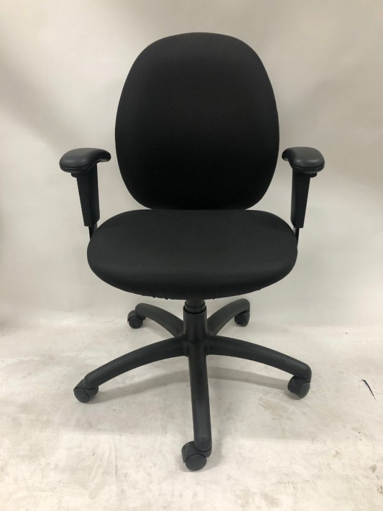 Global Graham Task Chair (Black)