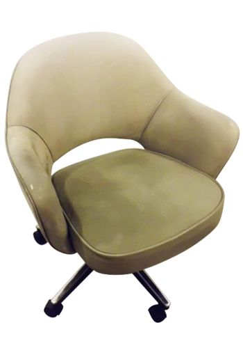 Knoll Saarinen Conference (Moonlight Leather)