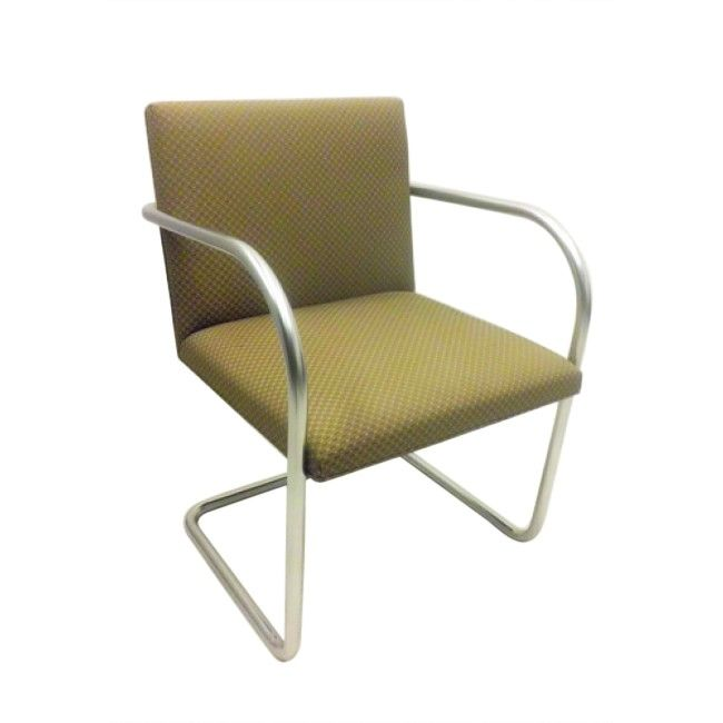 Knoll BRNO Tubular Side (Gold Brick)