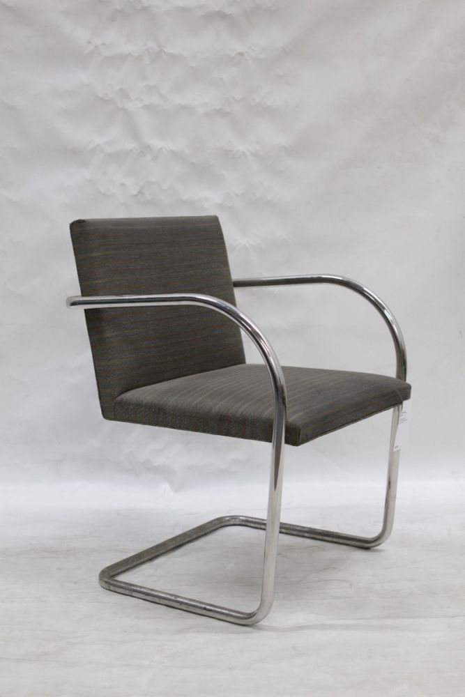 Replica Knoll Brno Side (Olive Striped)