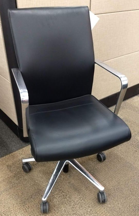Keilhauer Vanilla Conference Chair