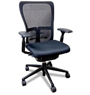 Haworth Zody Task Chair (Black)