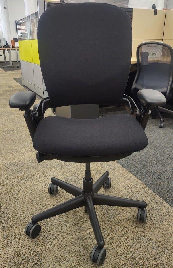 Steelcase Leap V2 Task Chair (Black)