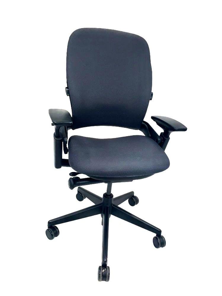 Steelcase Leap V2 Task Chair (Buzz2 - Tornado)